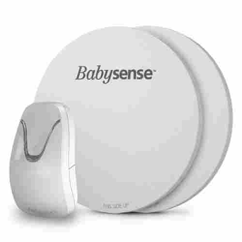 New Babysense Under The Mattress Baby Breathing Monitor look