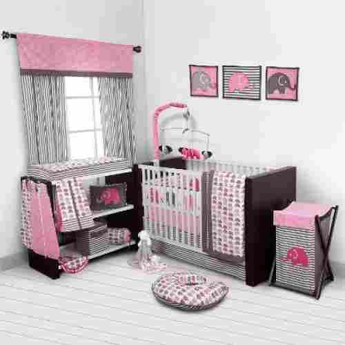 Bactai Crib bedding