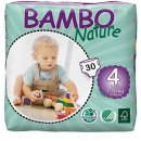 bambo nature eco friendly overnight diapers pack