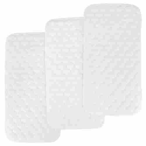 Bamboo Quilted Thicker Longer Waterproof Liners 3 count