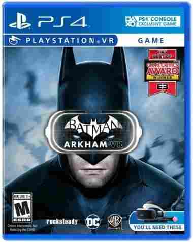 Batman: Arkham – PlayStation VR