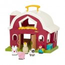 Battat Big Red Barn 6 Pieces