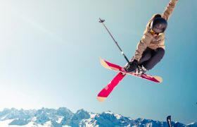 Benefits of Skiing for Kids