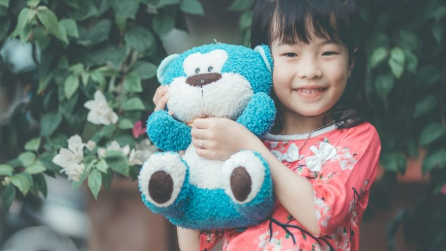 The benefits of toys and brain development in children.