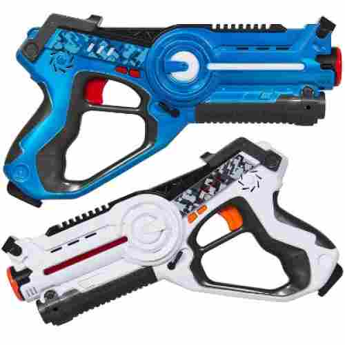 Best Choice Products Interactive Blaster Tag Set