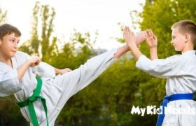 3 Best Martial Arts for Kids