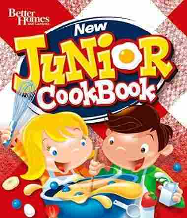 New Junior Cook Book by Better Homes and Gardens