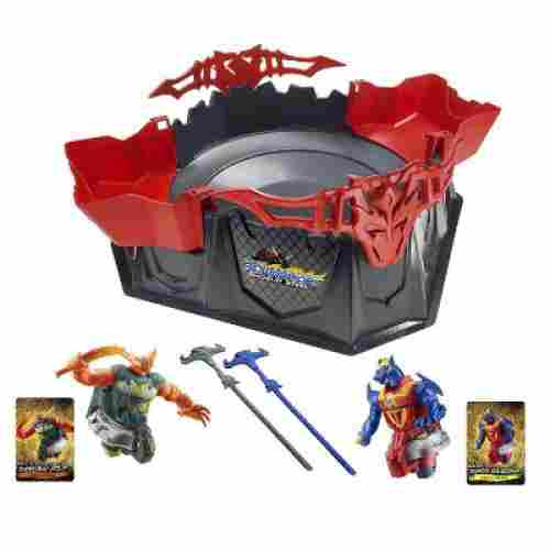 best beyblades BeyWarriors Shogun Steel Octagon