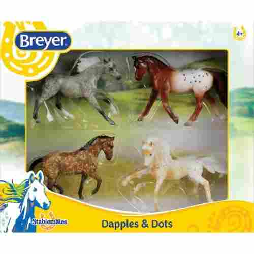 Stablemates Dapples and Dots Set