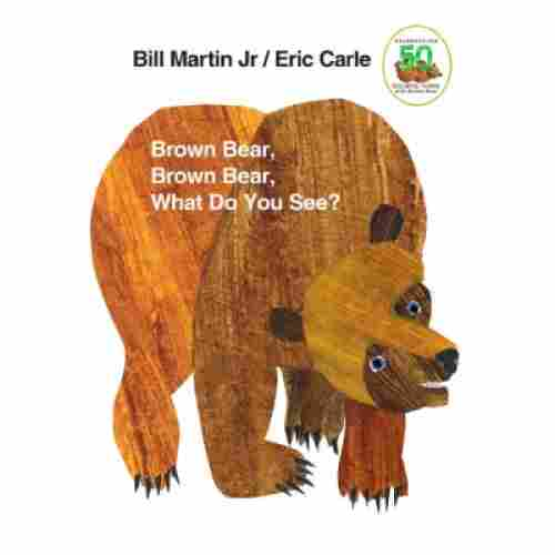 brown bear, brown bear, what do you see book for 3 year olds