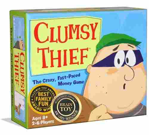 Melon Rind Clumsy Thief