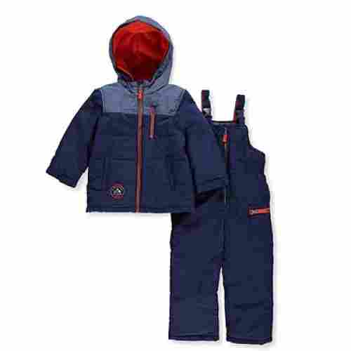 carter's boys' heavyweight baby snowsuit 2 piece