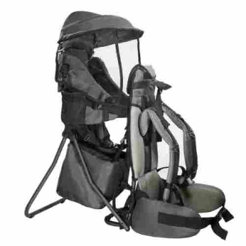 Clevr Cross Country Baby Backpack with Stand