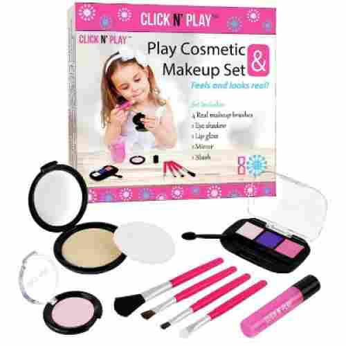 Click N' Play Pretend Play Cosmetic Set