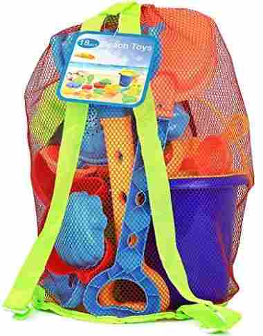 Click N' Play 18 Piece Toy Set