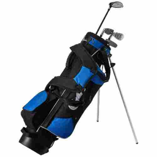 confidence junior set with stand bag golf sets for kids