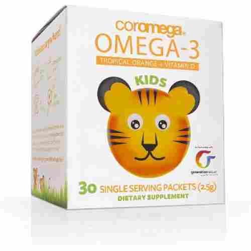 Coromega Squeeze Packs