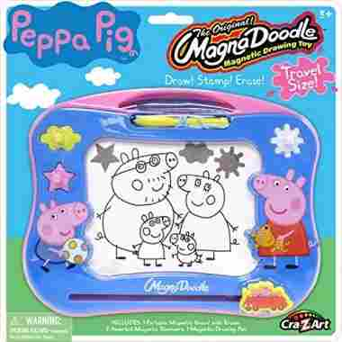 Peppa Pig drawing set
