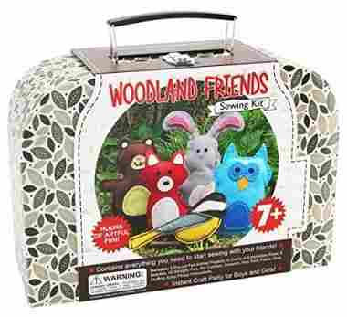 Craftster's Sewing Kits Woodland