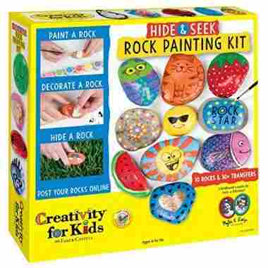 Creativity for Kids Hide and Seek