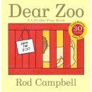Dear Zoo: A Lift-the-Flap Book by Rod Campbell