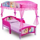 Delta Children's Princess with Canopy