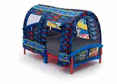 Toddler Tent Bed – Cars Theme