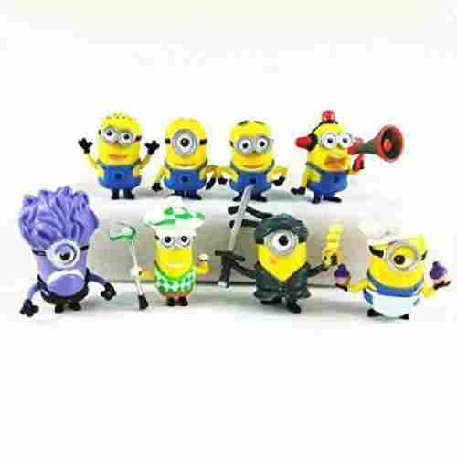 Despicable Me Set of 8 Action Figures