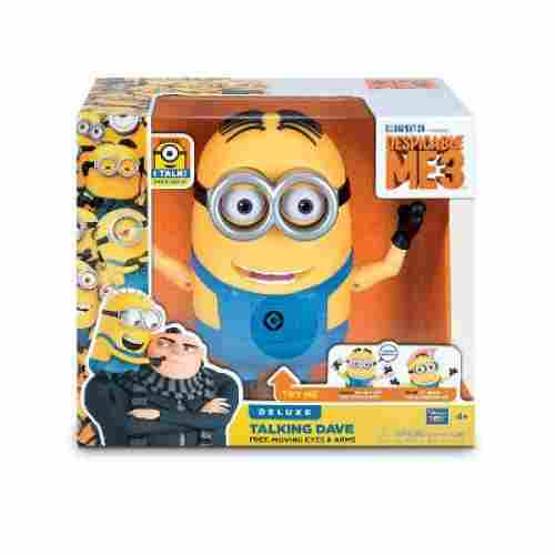 Despicable Me Dave Talking Action Figure
