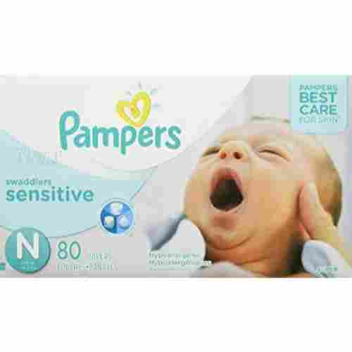 Pampers Swaddlers Sensitive