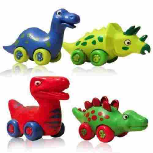 3 bees & me set of 4 dinosaur toys for kids