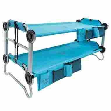 Youth Kid-o-Bunk with Organizers by Dis-o-Bed
