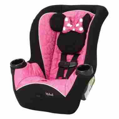 Mouseketeer Minnie APT Convertible Car Seat by Disney