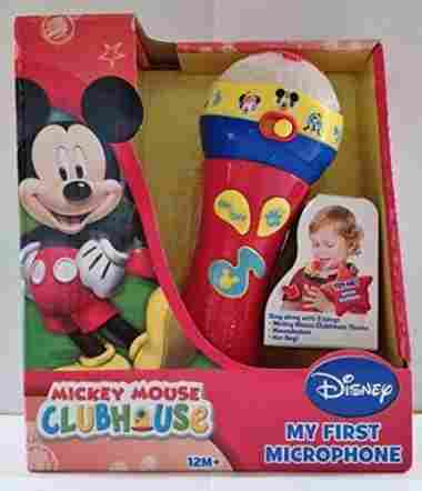 Mickey Mouse Clubhouse My First Microphone