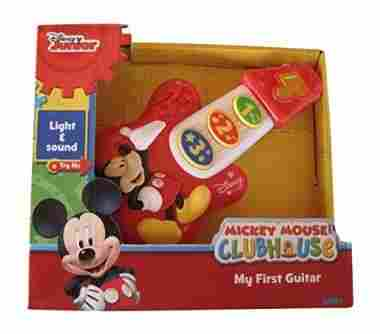 Disney Mickey Mouse My First Guitar