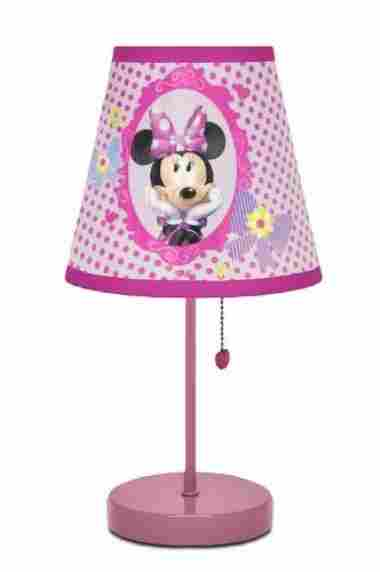 Minnie Mouse Bow-tique Table Lamp