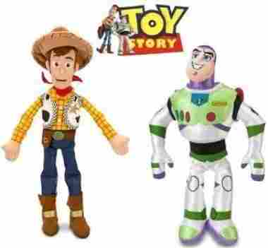 toy story heroes and villains set