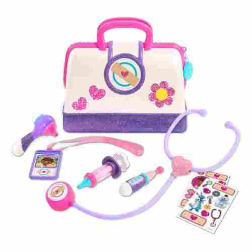 Doc McStuffins Hospital Doctor's Bag Set
