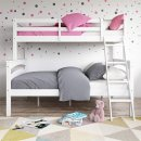 Full Solid Wood Kid's Bunk Bed
