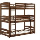 dorel triple bunk and loft bed for kids
