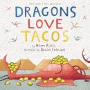 dragons love tacos book for 3 year olds cover