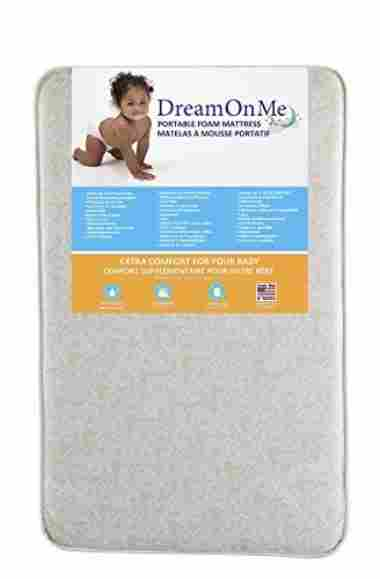 Dream On Me Foam Pack and Play