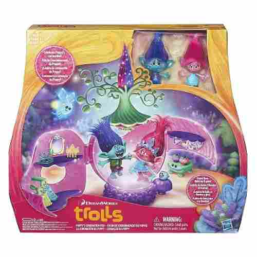 DreamWorks Trolls Poppy's Coronation Pod by Trolls