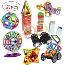 DreambuilderToy 120 PCS Magnetic