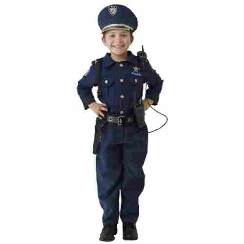 Deluxe Police Dress Up Set