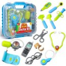 kidzlane with electronic stethoscope kids doctors kit