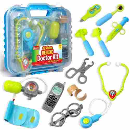 Doctor Kit with Electronic Stethoscope