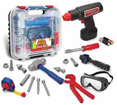 Kidzlane Durable Set with Electronic Cordless Drill