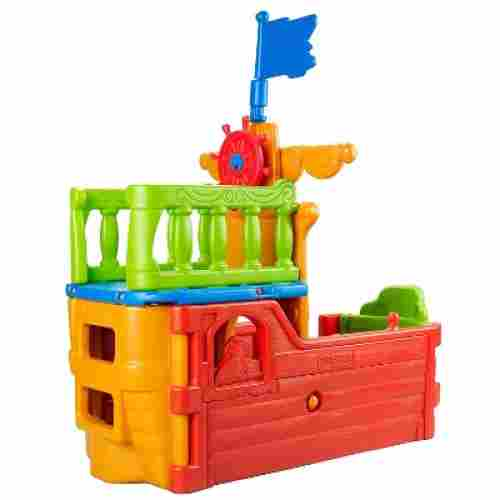 Buccaneer Play Boat with Pirate Flag