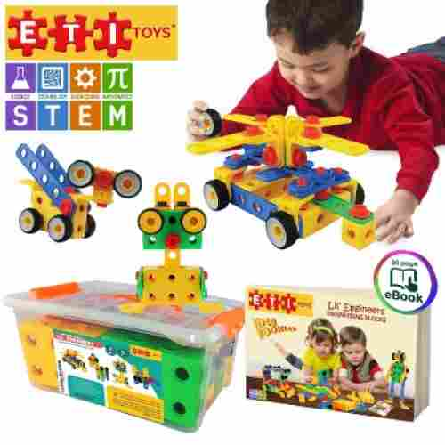 ETI Toys Engineering Set